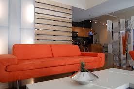 Orange Sofa Living Room Ideas Stunning Orange Sofa Decorating Ideas