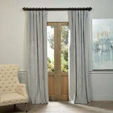 Blackout Curtains Small Window Curtains U0026 Drapes Window Treatments The Home Depot