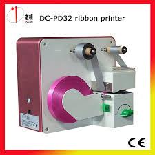 bureau num駻ique satin ruban imprimante de bureau numérique rouleau à rouleau