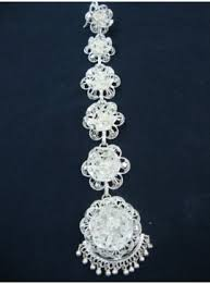 odissi ornaments silver filigree work