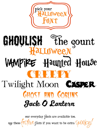 14 cute halloween fonts free images free halloween fonts for