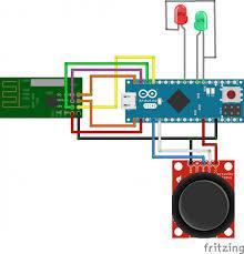 arduino 2 4g wireless rc command with nrf24l01 tribulations eu