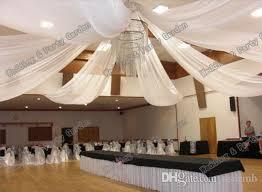 Drape Store Wedding Ceiling Drape Canopy Drapery For Decoration Wedding Fabric