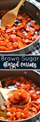 brown sugar glazed carrots recipe brown sugar glazed carrots