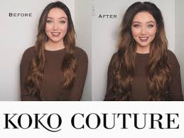 Bun Extension Hair Piece by How To Add Volume And Apply Extensions Koko Couture Hair Ad