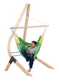 Hammock Chair Stands Currambera Kiwi Cotton Lounger Hammock Chair