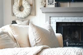 Restoration Hardware Throw How To Fake A Throw Pillow Seeking Lavendar Lane
