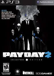 amazon com payday 2 collector u0027s edition xbox 360 video games