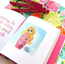 5x5 photo book lilly pulitzer 5x5 book exclusive work from the