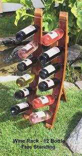 wine racks wine barrel man