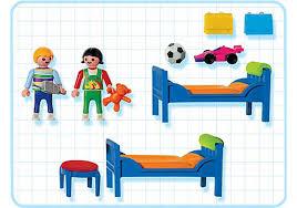 chambre d enfant playmobil chambre d enfants contemporaine 3964 a playmobil