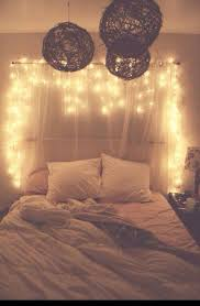 Light For Bedroom 22 Ways To Decorate With String Lights For The Coolest Bedroom