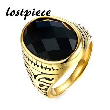 aliexpress buy 2016 new fashion men jewelry black cz aliexpress buy lostpiece 2016 new fashion men women s