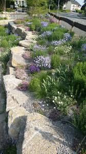 retaining wall w perennials gardens pinterest retaining