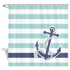 Vintage Mermaid Shower Curtain - nautical shower curtains foter