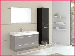 meuble de chambre de bain meuble vasque salle de bain conforama 216240 armoire de salle de