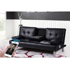 Living Room Bluetooth Speakers Manhattan Sofa Bed From The Original Factory Shop