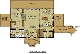 mountain lodge floor plans 3 story 5 bedroom house plan with detatched garage