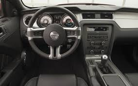 mustang inside 2010 ford mustang gt motor trend exclusive photo gallery of the