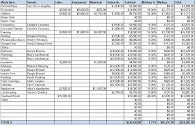 Construction Sheets Template Estimate Sheet Building Estimation And Costing Excel Sheet
