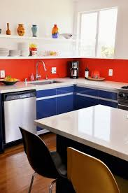 pictures of kitchen backsplashes 10 painted kitchen backsplashes kitchn