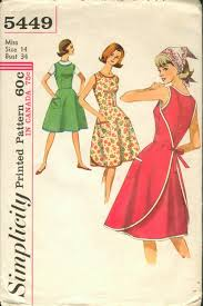 simplicity 5449 wraps vintage patterns and wrap clothing
