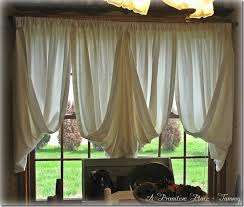 Dining Room Curtain Ideas by Best 25 Primitive Curtains Ideas On Pinterest Cabin Curtains