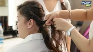 diy hairstyles for girls malayalam youtube