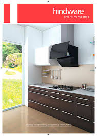Kitchen Design Catalogue Hindware Kitchen Ensemble Hsil Limited Hindware Pdf