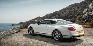 bentley coupe 4 door bentley continental gt review carwow