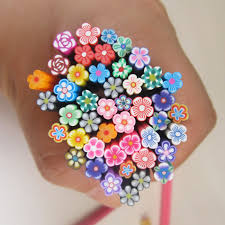 online buy wholesale fimo flower nail art from china fimo flower