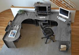 Desks For Two Person Office by Home Design 79 Surprising Two Person Desk Offices