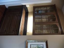 Wood Stained Cabinets Faux The Love Of It Kitchen And Furniture Refinishing With Paint