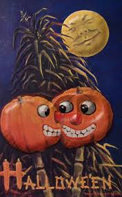 69 best vintage halloween images on pinterest