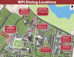 dine on campus at worcester polytechnic institute