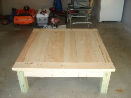 Woodworking Building A Coffee Table by Tables Made Out Of 2x4 2x4 Coffee Table Plans Tables