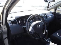 nissan versa pre owned pre owned 2008 nissan versa 1 8 sl 4dr car in clarksville r10600c