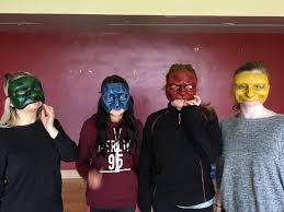 president halloween mask gallery russell academy