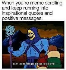 Insperational Memes - inspirational memes suck lol memes