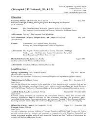 Sample Real Estate Resume Professional Executive Resume Writing Services Ann Arbor Michigan