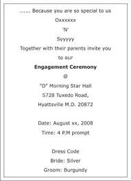 engagement ceremony invitation sagai invitation cards paperinvite