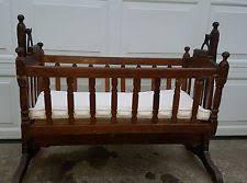 antique crib ebay