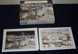 will moses christmas cards will moses box 24 christmas cards 12 bound for home 12 home for