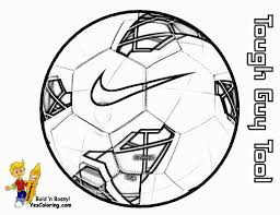 Coloring Pages Of Soccer Balls coloring pages of soccer balls page football 7409