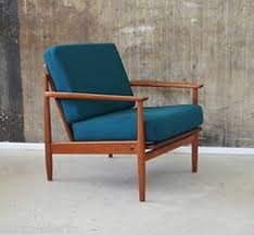 Ebay Armchair 60s N Eilersen Teak Easy Chair Leather Illum Wikkelso Teca