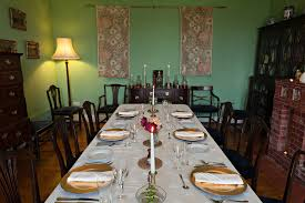 Mount Vernon Country House Luxury BB In Co Clare - Mount vernon dining room