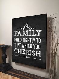family home wall art digital printed wood pallet design on wood