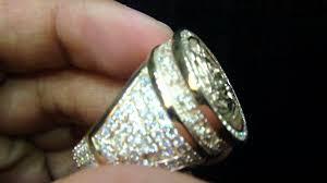 custom rings for men mr chris da custom medusa gold ring 189 99