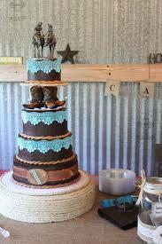 western wedding western wedding cakes magazine