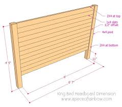 Easy And Strong 2x4 U0026 2x6 Bunk Bed 6 Steps With Pictures by 100 What Are The Measurements For A Twin Size Bed Easy And Strong